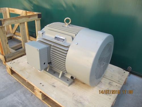 silnik elektryczny 18,5 kW, 1445 obrotów/min